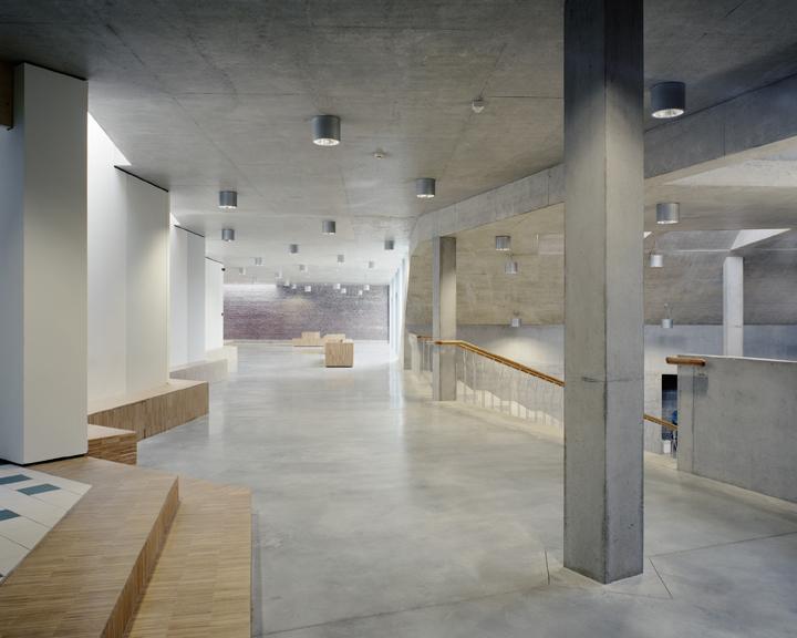 Stadscampus Uhasselt, noAarchitecten, (Foto: Kim Zwarts)