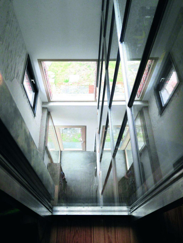 Rot-Ellen-Berg, architecten de vylder vinck taillieu, (Foto: Arno Roncada)