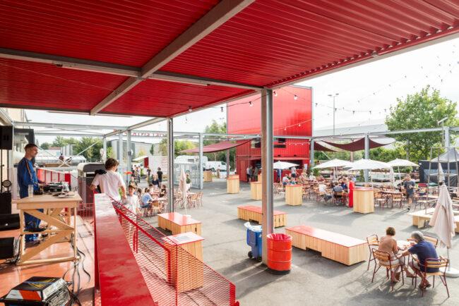 Het Entrepot, ZAmpone architectuur, tc plus, (Foto: Jason Slabbynck)