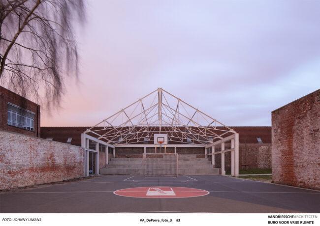 Wijkpark De Porre, Buro voor Vrije Ruimte, Vandriessche Architecten, (Foto: Johnny Umans)