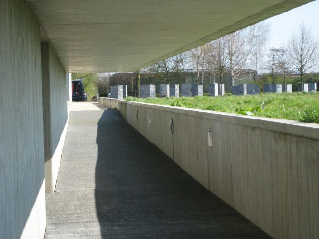 Crematorium Uitzicht, Eduardo Souto de Moura, SUMproject Architecture & Engineering, (Foto: Eduardo Souto de Moura, SUMproject)