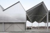 Bouwmaterialendorp, TETRA architecten (nu Architectuurplatform Terwecoren Verdickt en MAKER architecten), (Foto: Filip Dujardin)