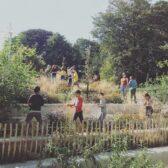 Te Boelaarpark, Met Zicht op Zee architecten en ontwerpers, (foto: Pieter Foré)