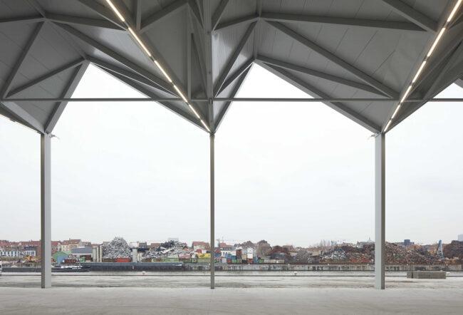 Bouwmaterialendorp, TETRA architecten, (Foto: Filip Dujardin)