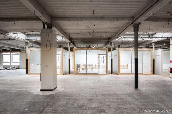 Studio CityGate, Biestebroeck vzw, (Foto: Bernard de Keyser)