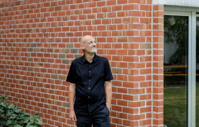 Vlaams Bouwmeester Erik Wieërs, foto: Pieter Geerts